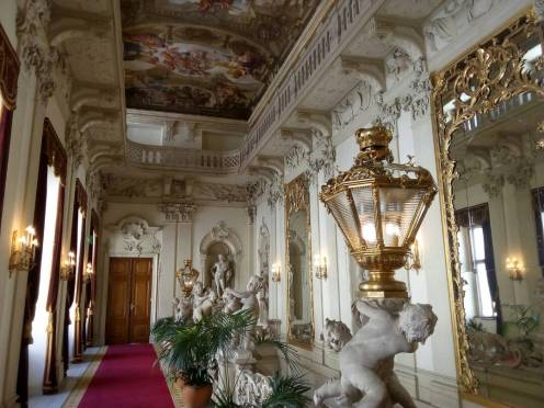 Daun Kinsky palace, Vienna.